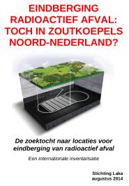 Een internationale inventarisatie van de zoektocht naar locaties voor eindberging van radioactief afval (2014)